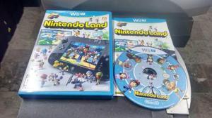 Nintendo land completo para nintendo wii u