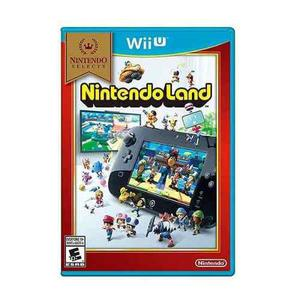 Nintendo land wii u nintendo select nuevo nintendoland