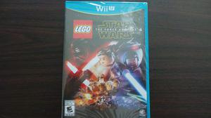 Star wars the force awakens wii u nuevo sellado