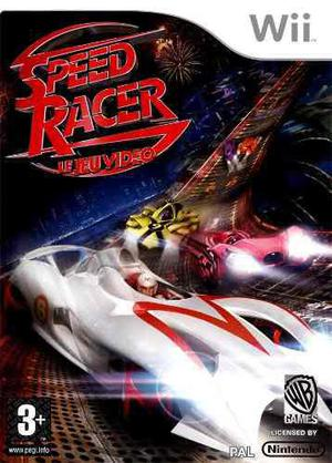 Wii & wii u - speed racer (acepto mercado pago y oxxo)
