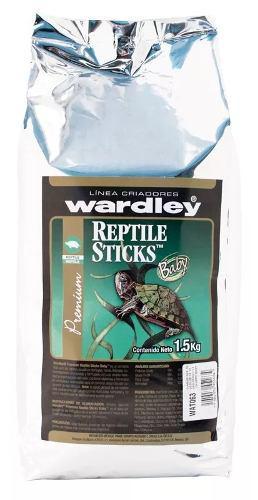 Alimento tortugas bebe reptile sticks baby 1.5 kg