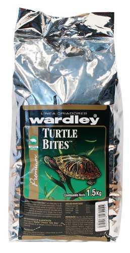 Alimento tortugas turtle bites 1.5 kg meses sin intereses