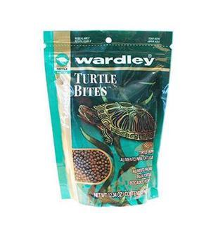 Alimento tortugas wardley premium 350 gramos pellets envío