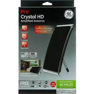 Antena amplificada pro crystal hd