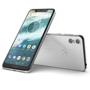 Celular motorola one blanco android 4gb/64gb