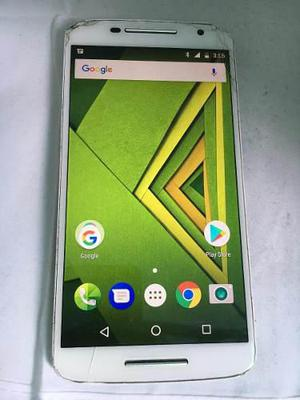 Moto x play libre golpe en cristal sin fallas envío gratis