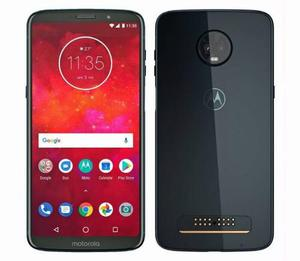Moto z3 play 4g lte 4gb ram 64gb dualcam 12mp+5mp