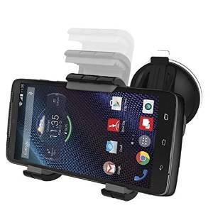 Motorola droid turbo xt1254 fácil dique car mount holder [/