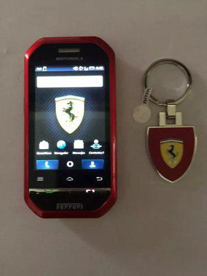 Motorola i867 smartphone ferrari edicion especial