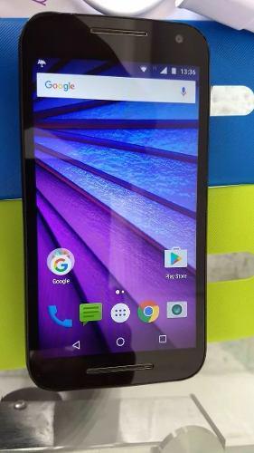 Motorola moto g3 tercera generación 16gb libre de fabrica