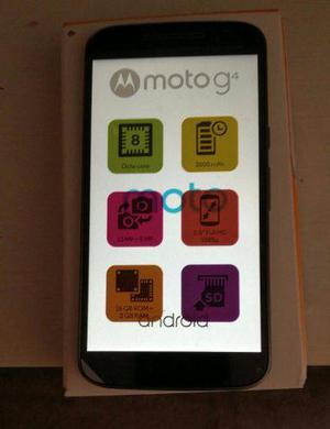 Motorola moto g4 nuevo precio a tratar