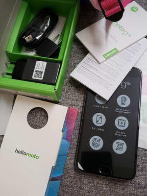 Motorola moto g5 s plus mica de regalo libre 3 ram 32 gb