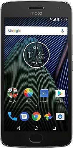 Motorola moto g5 xt1676 gris, dual sim, 5 pulgadas, 16 gb, v