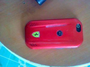 Radios motorola ferrary color rojo