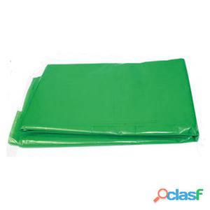 Bolsa verde separación basura