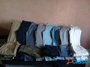 Pantalones dockers semi nuevos talla 40