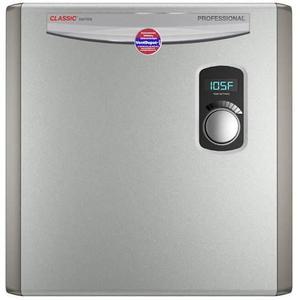 Boiler de paso display led, mxelc-005, 3 servicios, 13l/min