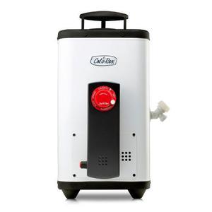 Calentador de paso calorex coxdp-06 confort heat 6 l