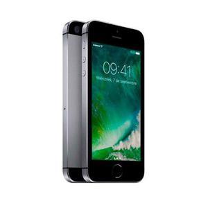 Iphone se 32gb color gris espacial