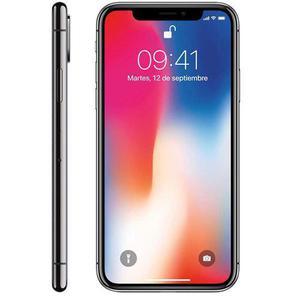 Iphone x 256 gb - gris espacial apple