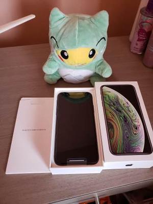Iphone xs 256 gb nuevo gris espacial entrega personal