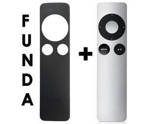 Kit de control original apple tv + funda silicon remote