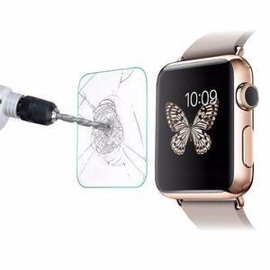 Mica Protector De Cristal Caratulas Apple Iwatch, 38/42mm