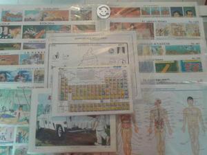 Monografias y mapas