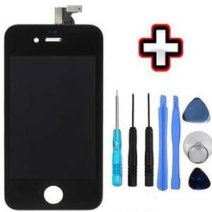 Pantalla iphone 4s touch + digitalizador en blanco y negro