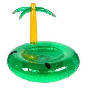 Flotador inflable de piscina led palm tree 62