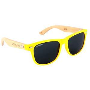Gafas lentes de sol palmtree fresh spirit amarilo uv400