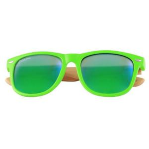 Lentes gafas sol madera ecologicos palmtree free spirit