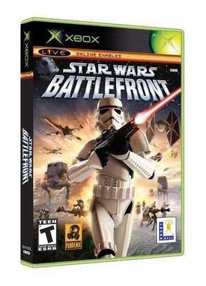 Star wars battlefront xbox clasico blakhelmet c sp