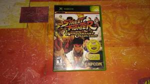 Street fighter anniversary collection xbox clasico