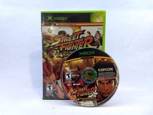 Street fighter anniversary collection xbox gamers code**