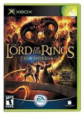 The Lord Of The Rings The Third Age Xbox Clasico-----mr.game