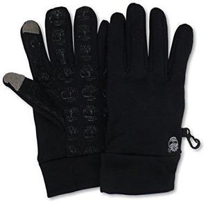 Timberland men's commuter glove stretch tree logo palm