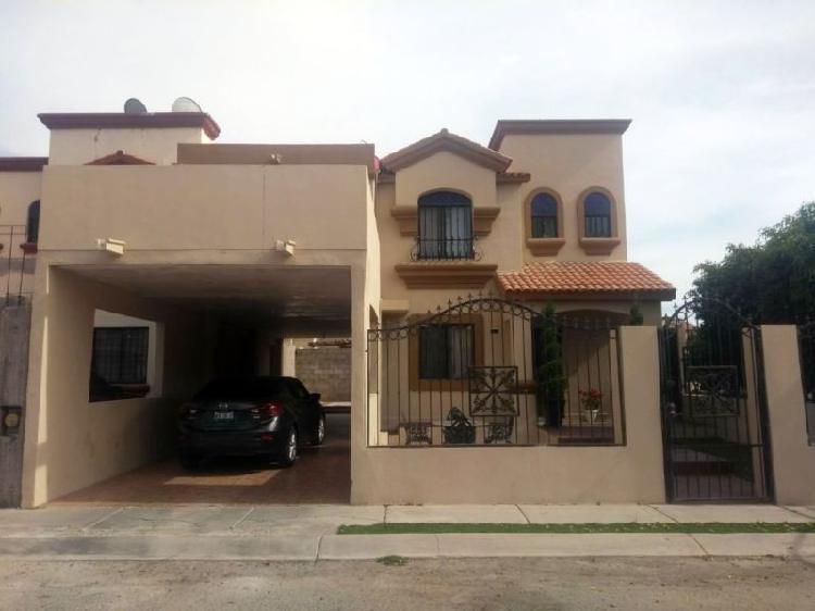 Casa en venta en montecarlo al poniente