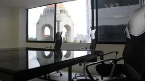 Oficinas en renta aconcionadas con servicios incluidos