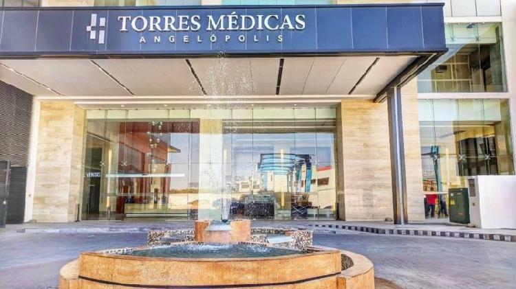 Renta de consultorio a super precio torres medicas i /