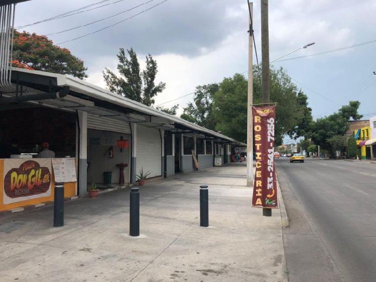 Traspaso de local de comida en mercado aldama