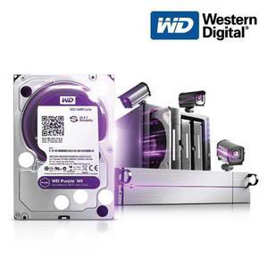 4tb disco duro video vigilancia western digital purple cctv