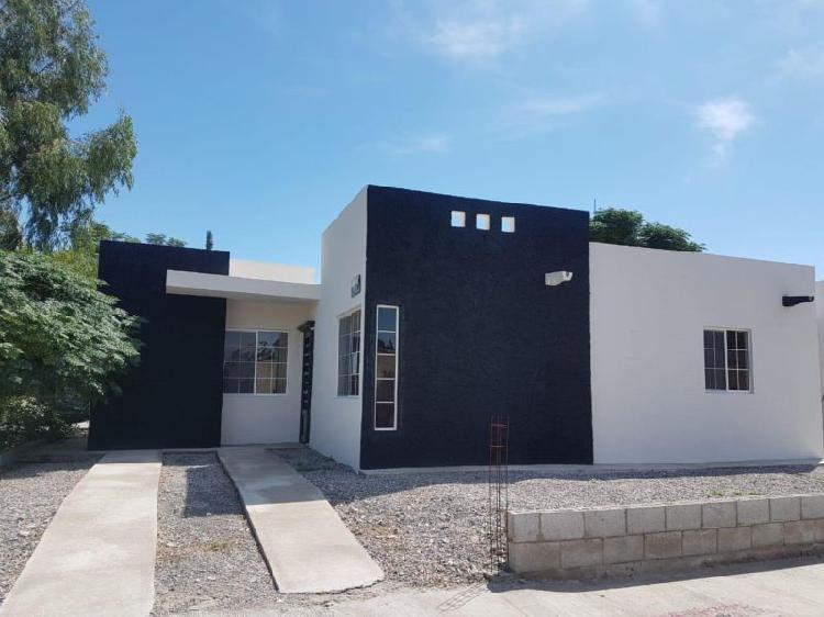 Casa en venta colonia melchor ocampo, construccion nueva