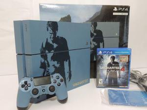 Consola ps4 edicion especial uncharted 4 ¡envio gratis!