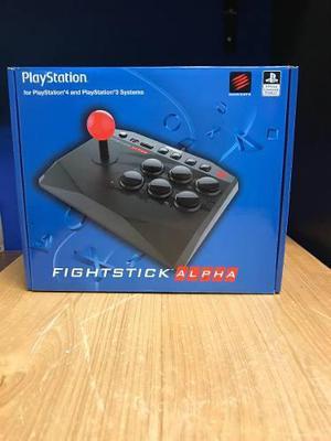 Control palanca arcade madcatz fightstick alpha ps4 ps3 pc