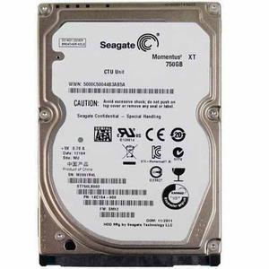 DISCO DURO 750GB SEAGATE ST750LX003 PARA LAPTOP 2.5 7200RPM segunda mano  México (Todas las ciudades)