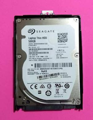 Discos duros para laptop de 500gb oem 7200 rpm seagate hdd
