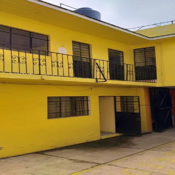 En venta casa uso de suelo mixto atzacoalco