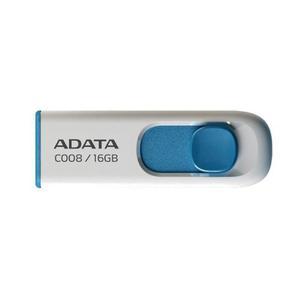 Memorias usb adata de 16gb deslizantes flashdrive (c008)