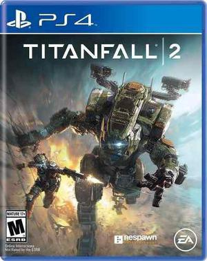 Titanfall 2 para ps4 en whole games !!!